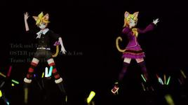 trick and treat (live party in tokyo 2011) (vietsub) - kagamine len, kagamine rin
