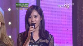complete (110917 @ kbs love request) - snsd