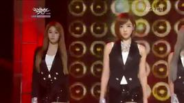 sexy love (051012 music bank) - t-ara