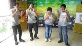 nhom thi ken harmonica (vietnam's got talent - precast hcm) - v.a