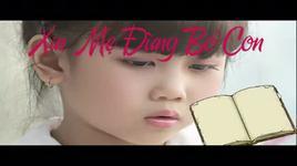 xin me dung bo con (handmade clip) - bao an