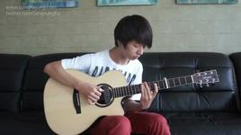 safe and sound (guitar version) - sungha jung