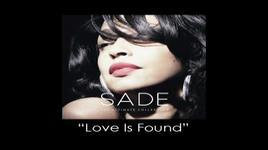 love is found - sade