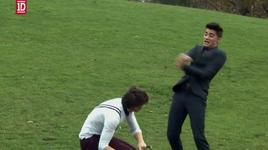 one thing - behind the scenes - one direction