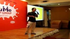 stand up comedy - dua leo