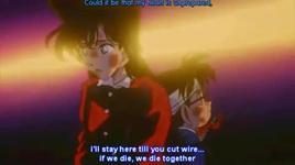 amv - shinichi and ran - detective conan