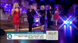 it maybe winter outside (live) - steps