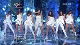 dripping tears - live (musicbank) - son dam bi