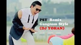 gangnam style (remix) - psy