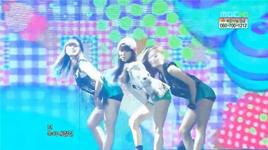 ice cream (121208 music core in vietnam) - hyuna (4minute)