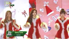 sexy love, lovey dovey (121214 melon music awards) - t-ara