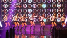 sexy love (121221 music bank year end special) - t-ara
