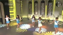 go go summer (121221 mnet japan jj's mstudio) - kara