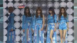volume up (121221 music bank year end special) - 4minute