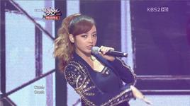 pandora (121221 music bank year end special) - kara