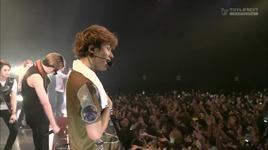 you, i like you the best, beautiful (121225 zepp tour tokyo) - beast