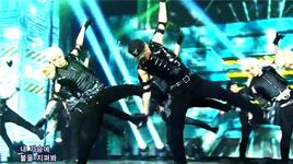 warrior (121229 sbs gayo daejun) - b.a.p