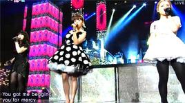 medley (121229 sbs gayo daejun) - park ji min, baek ah yeon, lee hi, jyp