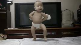 gangnam style dancing baby - v.a