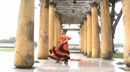 vu dieu flamenco - quynh trang