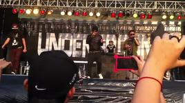 lonely star (liveshow underground revolution 2012) - lil knight, justatee, andree