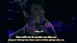 no one else (vietsub) - lee seung chul