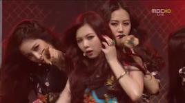 volume up (live) - 4minute