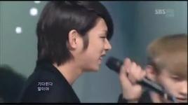 bonamana (live) - super junior