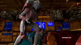gangnam style robot - psy