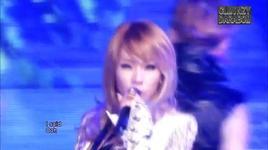 i love you (live) - 2ne1