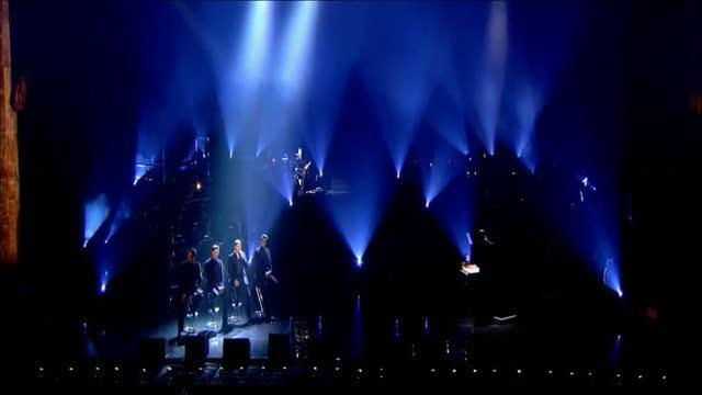 Hallelujah live at coliseum london 2011 il divo - Il divo at the coliseum ...