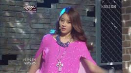 lovey dovey (kbs music bank 2012.02.10) - t-ara
