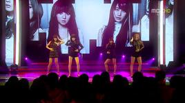touch (music core 2012.03.10) - miss a