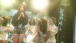 heaven (music core 2012.03.10) - ailee