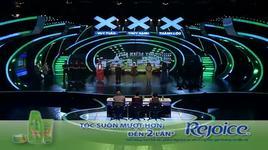 ket qua dem ban ket 2 (vietnam's got talent 2011) - v.a