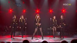 here we go again (120320 mbc beautiful concert) - brave girls
