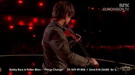 eurovision medley (live at melodi grand prix norway 2012) - alexander rybak