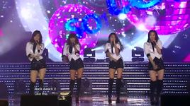 so cool (120406 music bank in vietnam) - sistar