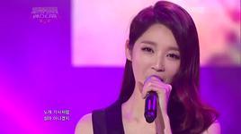 don't say goodbye (120406 music bank in vietnam) - davichi