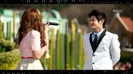 love day (120407 music core) - yoseob, eun ji (a pink)