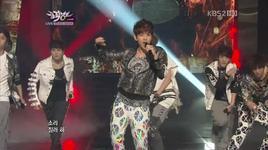 history, mama (120413 music bank) - exo-k