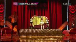 lady marmalade (kpopstar - top 3) - baek ah yeon, snsd