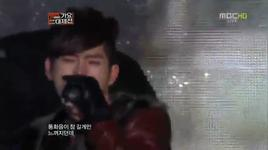 without you, 60sec, the chaser (121231 mbc gayo daejun 2012) - infinite