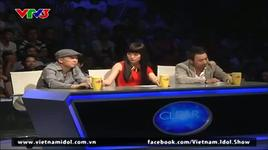 thi sinh chuc mung sinh nhat huong giang (vietnam idol 2012) - v.a