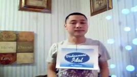 hat nhep vietnam idol - don nguyen