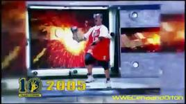 john cena 10 year strong (wwe edit) - wwe