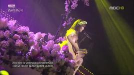 speak now (130101 romantic fantasy) - seo hyun (snsd)