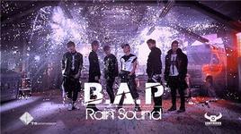 rain sound - b.a.p