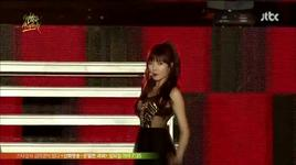 trouble maker (130119 the 27th golden disk awards) - trouble maker