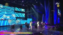 special stage (130119 the 27th golden disk awards) - b1a4, btob, exo